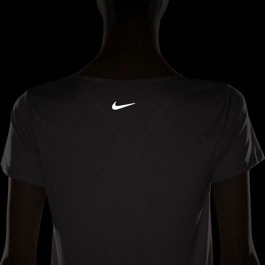 Nike Swoosh Run Short-Sleeve Running Top Kadın Tişört