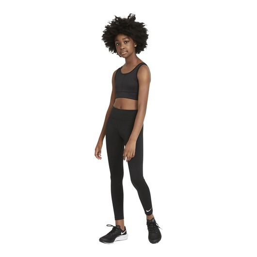 Nike One High-Waisted Training Leggings (Girls') Çocuk Tayt