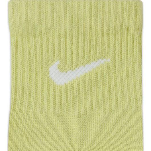 Nike Everyday Plus Lightweight Training Ankle (3 Pairs) Unisex Çorap