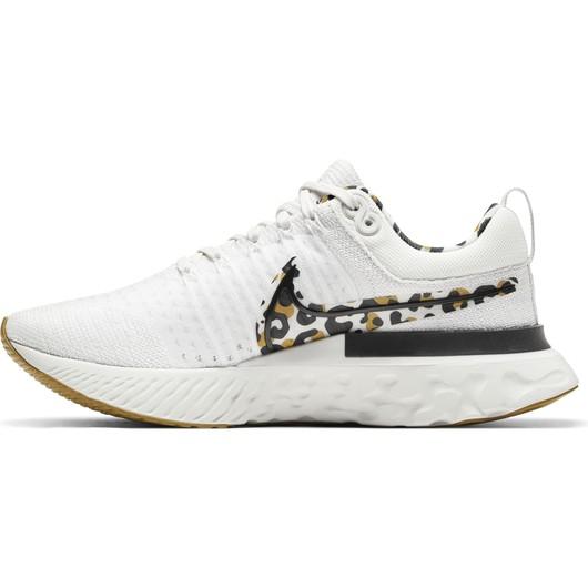 Nike React Infinity Run Flyknit 2 Running Leopard Kadın Spor Ayakkabı