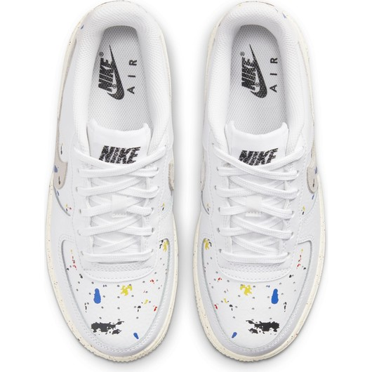 """Nike Air Force 1 LV8 3 """"Paint Splatter"""" (GS) Spor Ayakkabı"""