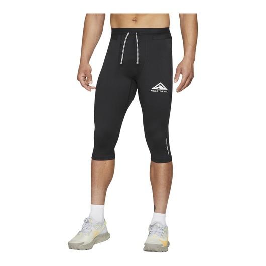 Nike Dri-Fit 3/4-Length Trail Running Erkek Tayt