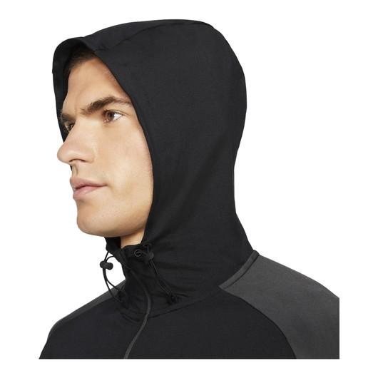 Nike Dri-Fit Trail Element 1/2-Zip Trail Running Hoodie Erkek Sweatshirt