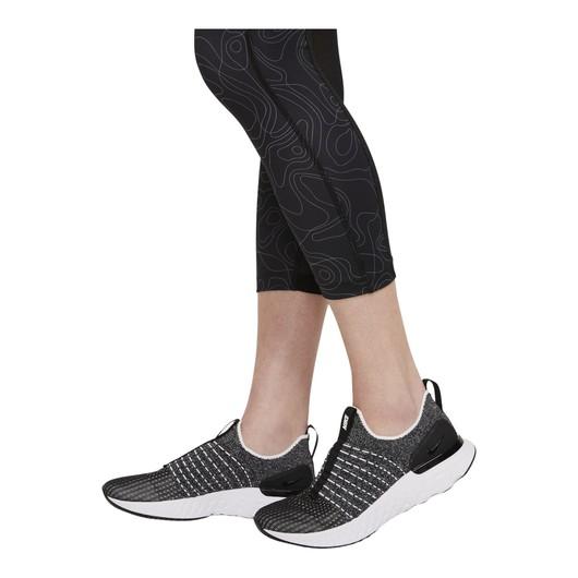 Nike Fast Run Division Crop Running Leggings Kadın Tayt