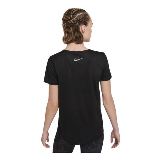 Nike Miler Run Division Short-Sleeve Running Kadın Tişört