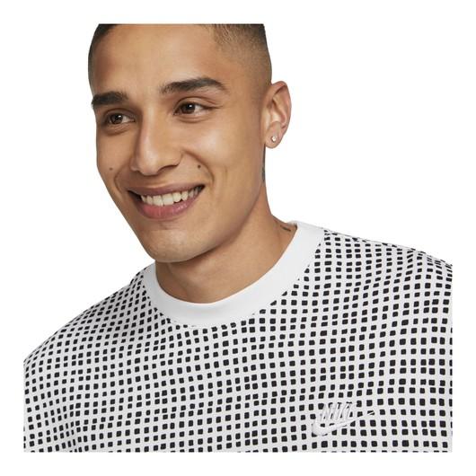 Nike Sportswear Club Pullover French Terry Crew Erkek Sweatshirt