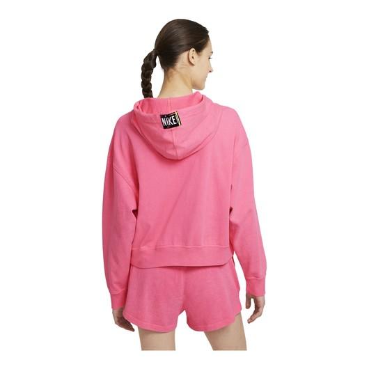Nike Sportswear Washed Hoodie Kadın Sweatshirt