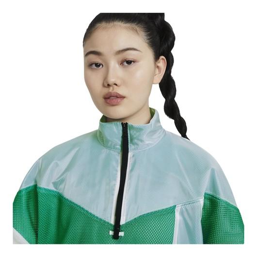 Nike Sportswear Tech Pack Woven Half-Zip Kadın Ceket