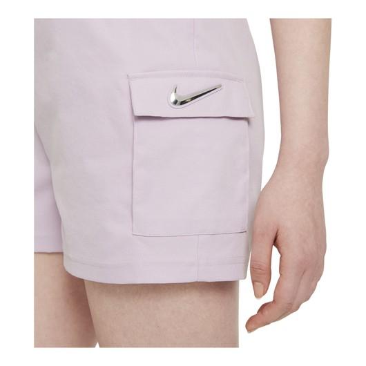 Nike Sportswear Swoosh Cargo Kadın Şort