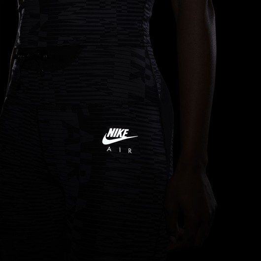 Nike Air Epic Fast High-Rise 7/8 Printed Running Kadın Tayt