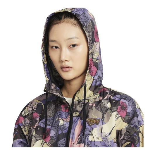Nike Sportswear Femme Woven Full-Zip Hoodie Kadın Ceket