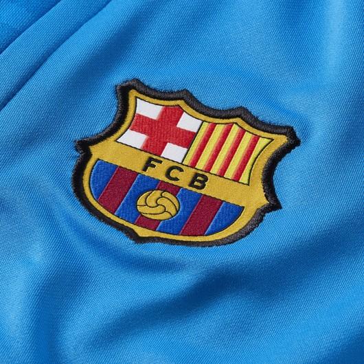 Nike FC Barcelona Strike Knit Soccer Erkek Eşofman Altı