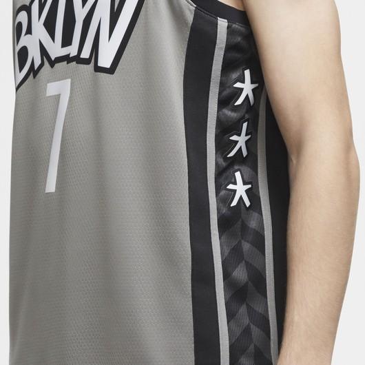 Nike NBA Kevin Durant Brooklyn Nets Statement Edition 2020 Jordan Swingman Jersey Erkek Forma
