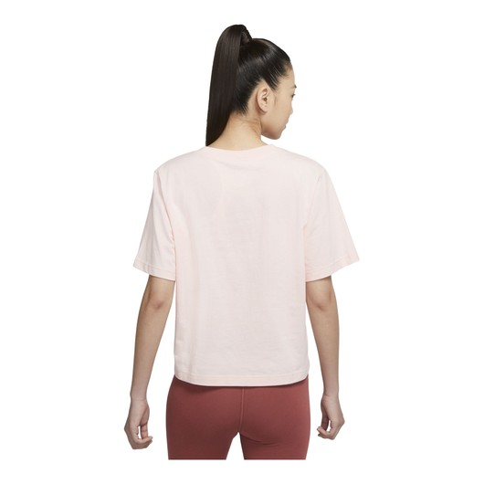 Nike Sportswear Boxy Nature Short-Sleeve Kadın Tişört