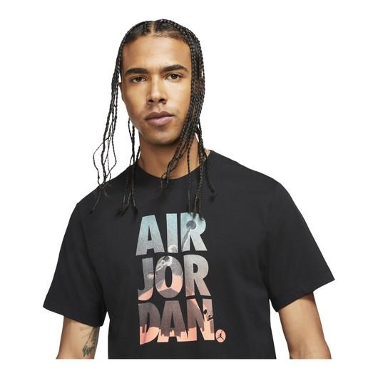Nike Jordan Jumpman Classics Graphic Short-Sleeve Erkek Tişört