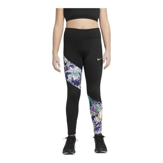 Nike Dri-Fit One Leggings Enrgy (Girls') Çocuk Tayt