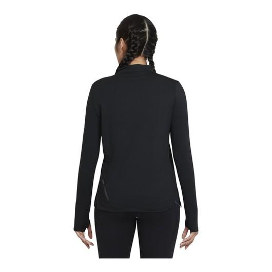 Nike Element Trail Running Midlayer Half-Zip Long-Sleeve Kadın Tişört