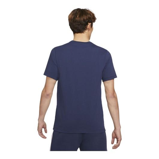 Nike Jordan Paris Saint Germain Wordmark Short-Sleeve Erkek Tişört