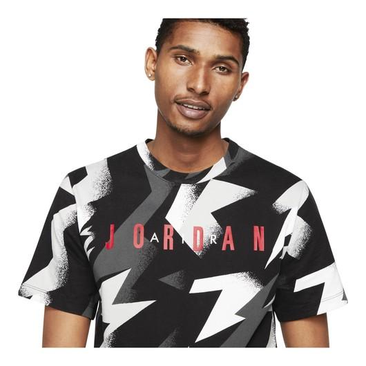 Nike Jordan Jumpman Air Printed Short-Sleeve Erkek Tişört