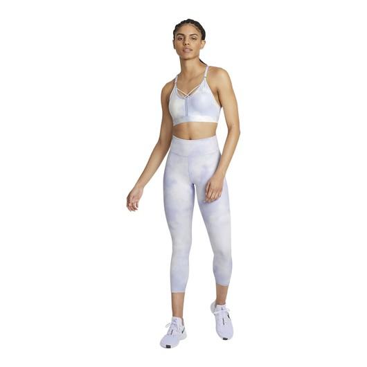 Nike Dri-Fit Indy Icon Clash Light-Support Padded Kadın Büstiyer