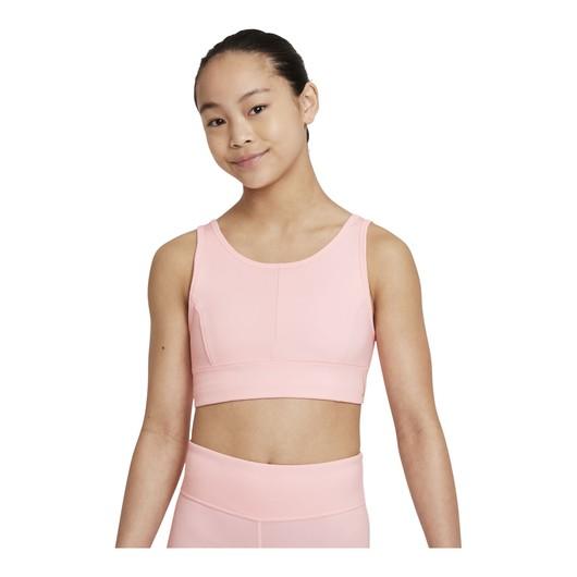 Nike Swoosh Luxe Longline Sports Çocuk Büstiyer
