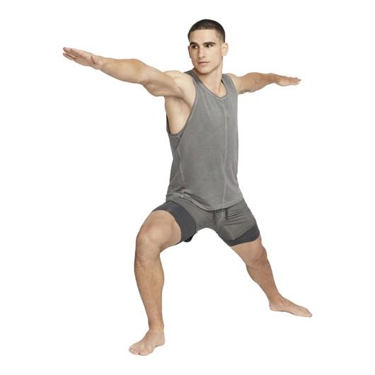 Nike Yoga Dri-Fit Flex 2-In-1 Erkek Şort