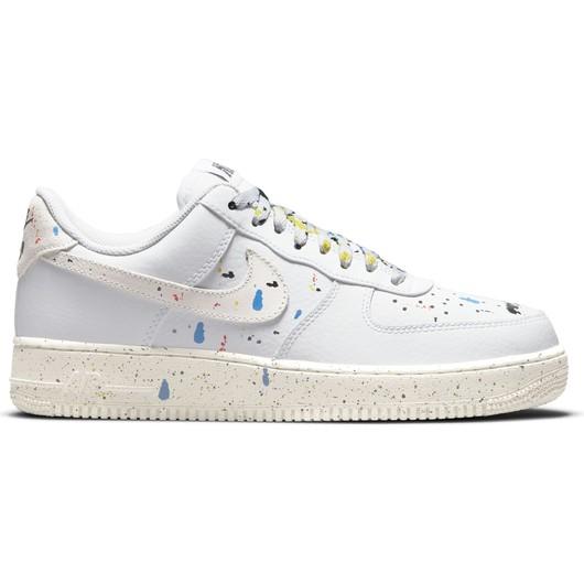 "Nike Air Force 1 '07 LV8 ""Paint Splatter"" Erkek Spor Ayakkabı"