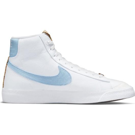 Nike Blazer Mid '77 Canvas Erkek Spor Ayakkabı
