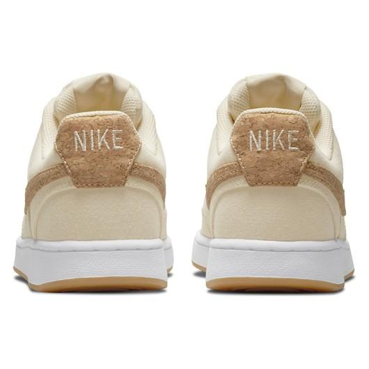Nike Court Vision Low Canvas Kadın Spor Ayakkabı