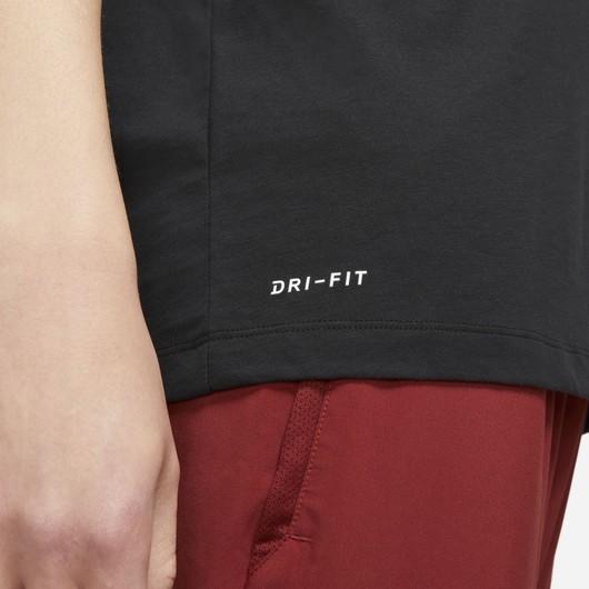 Nike Dri-Fit Slub SSNL Graphic Short-Sleeve Erkek Tişört