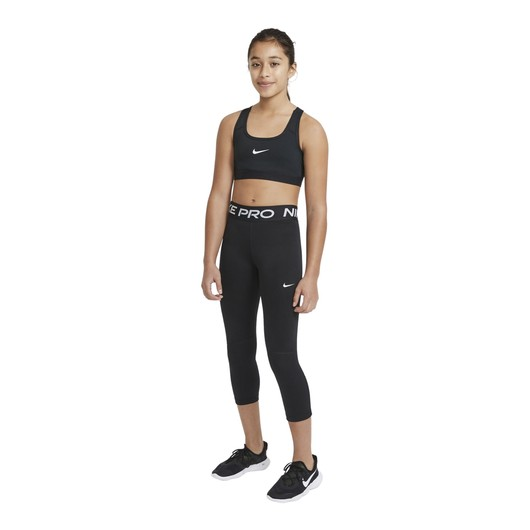 Nike Pro Capri Leggings (Girls') Çocuk Tayt