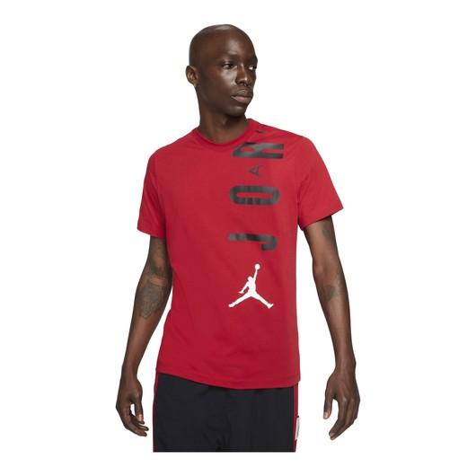 Nike Jordan Air Stretch Short-Sleeve Erkek Tişört