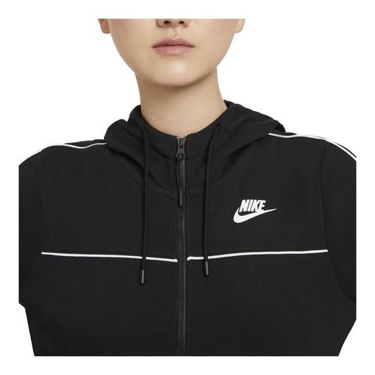 Nike Sportswear Millennium Essential Fleece Full-Zip Hoodie Kadın Sweatshirt