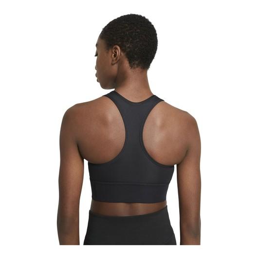 Nike Dri-Fit Swoosh Medium-Support 1-Piece Kadın Büstiyer
