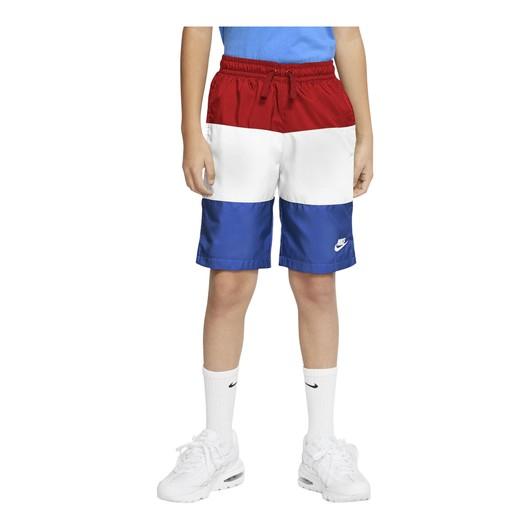 Nike Sportswear Color Block Woven (Boys') Çocuk Şort