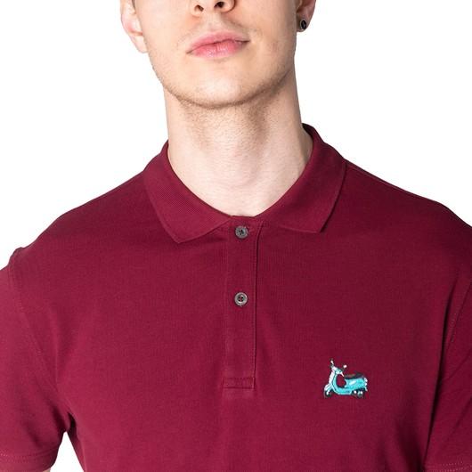 John Frank Identity Yespa Polo Erkek Tişört