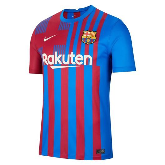 Nike FC Barcelona 2021-2022 Stadyum İç Saha Erkek Forma