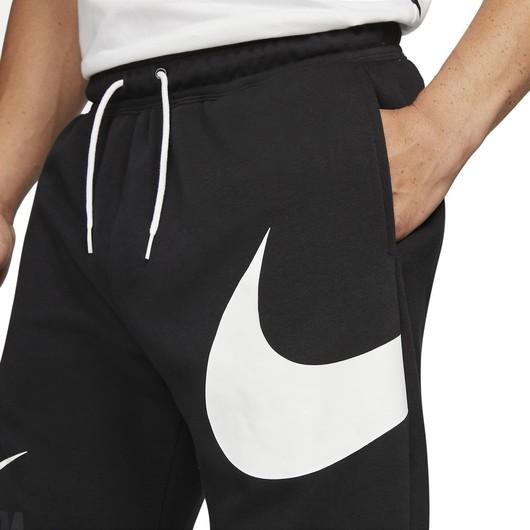 Nike Sportswear Swoosh Semi-Brushed-Back Erkek Eşofman Altı