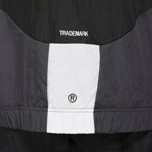 Nike Sportswear Swoosh Woven Lined Full-Zip Hoodie Erkek Ceket