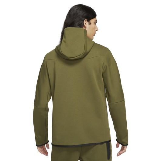 Nike Sportswear Tech Fleece Full-Zip Hoodie Erkek Sweatshirt