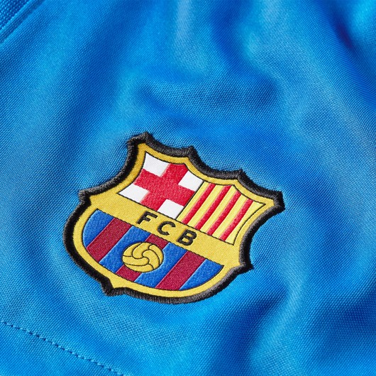 Nike FC Barcelona 2021-2022 Stadyum İç Saha-Deplasman Erkek Şort