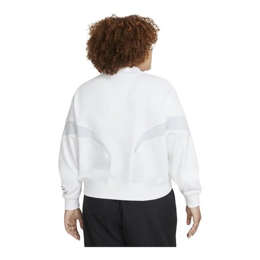 Nike Sportswear Air Mock Fleece Kadın Sweatshirt
