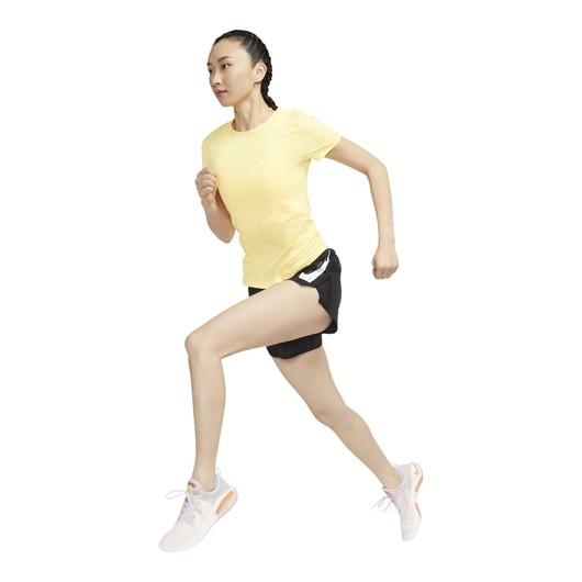 Nike Dri-Fit Swoosh Running Kadın Şort