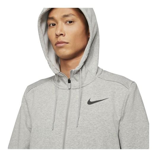 Nike Dri-Fit Training Full-Zip Hoodie Erkek Sweatshirt