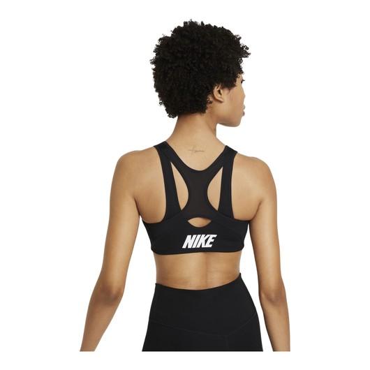 Nike Dri-Fit Shape High-Support Padded Zip-Front Kadın Büstiyer