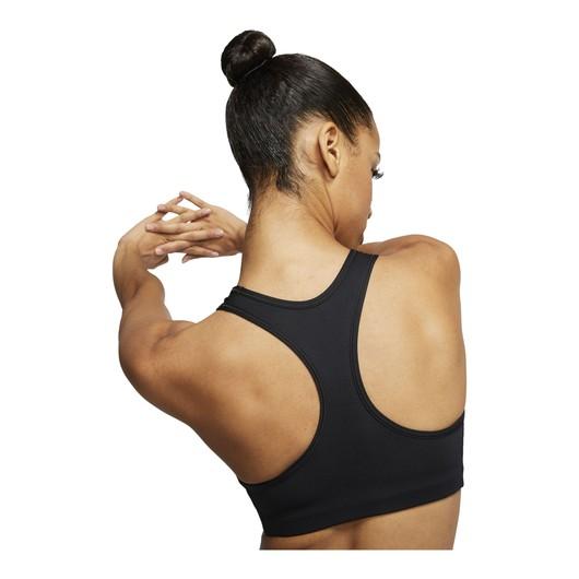Nike Dri-Fit Swoosh Medium Support Non Padded Sports Kadın Büstiyer