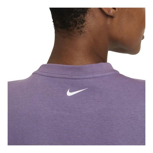 Nike Dri-Fit Get Fit Graphic Training Crew Kadın Sweatshirt