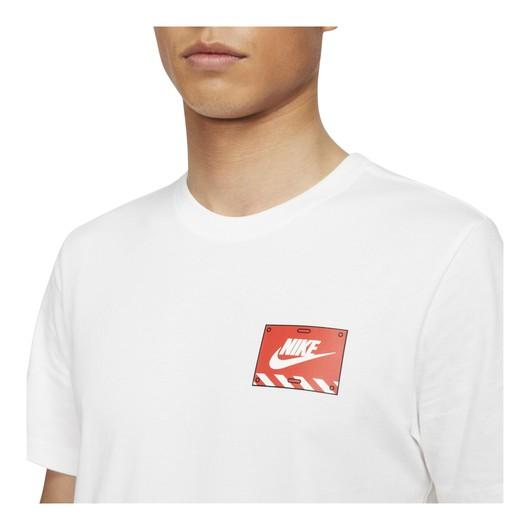Nike Sportswear Mech Air Figure Short-Sleeve Erkek Tişört