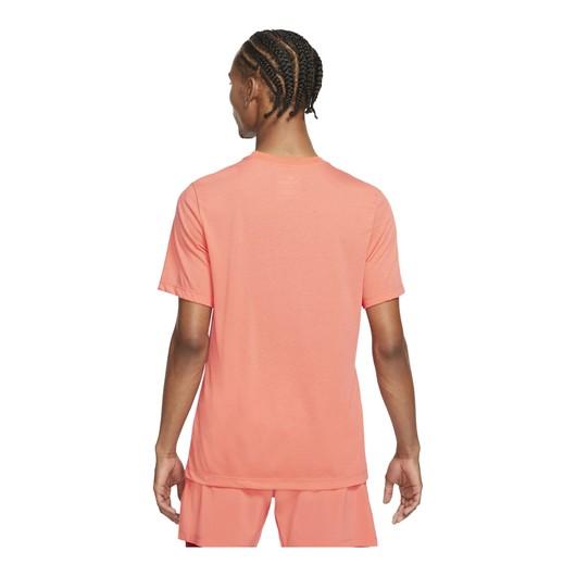 Nike Yoga Dri-Fit Graphic Short-Sleeve Erkek Tişört