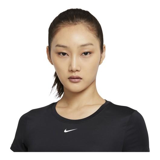 Nike Dri-Fit One Slim-Fit Short-Sleeve Kadın Tişört